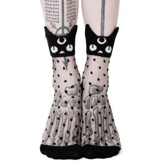Socks KILLSTAR - KAWAII - BLACK - K-SCK-F-3015