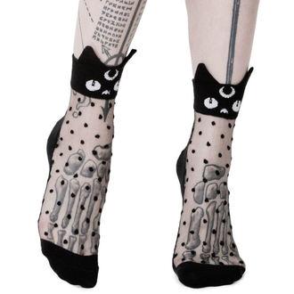 Socks KILLSTAR - KAWAII - BLACK - K-SCK-F-3015