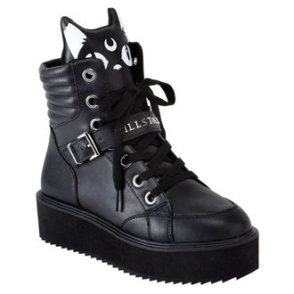 wedge boots women's - KEIKO KITTY - KILLSTAR, KILLSTAR