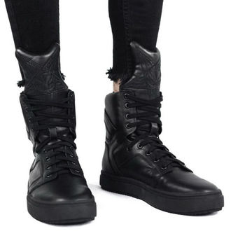 high sneakers unisex - Killin' It High Tops - KILLSTAR, KILLSTAR