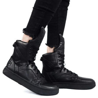 boty KILLSTAR - Killin' It High Tops - BLACK