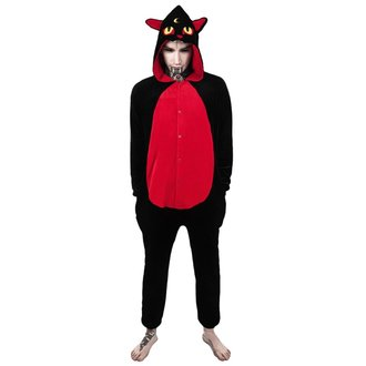 hoodie men's - King Beleth Onesie - KILLSTAR, KILLSTAR