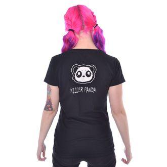 t-shirt women's - KILLER UNICORNS - KILLER PANDA, KILLER PANDA