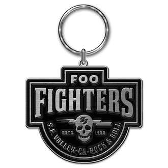 Pendant (key ring) Foo Fighters - Est. 1995 - RAZAMATAZ, RAZAMATAZ, Foo Fighters