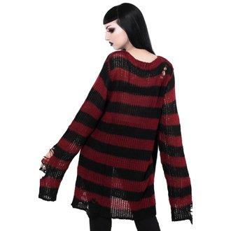 Women's sweater KILLSTAR - Krueger - BLACK, KILLSTAR