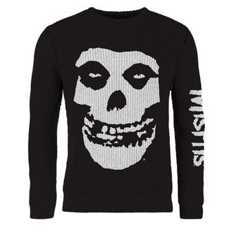 Sweater Men's  MISFITS - SKULL - PLASTIC HEAD, PLASTIC HEAD, Misfits