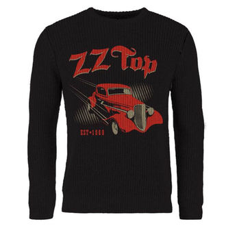 Sweater Men's ZZ TOP - ELIMINATOR - PLASTIC HEAD, PLASTIC HEAD, ZZ-Top