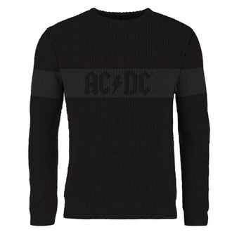 Sweater Men's AC / DC - LOGO - PLASTIC HEAD, PLASTIC HEAD, AC-DC