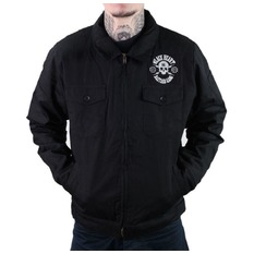 spring/fall jacket - BEER BARON - BLACK HEART, BLACK HEART
