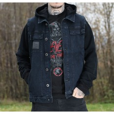 spring/fall jacket - TERMINAL - METAL MULISHA, METAL MULISHA