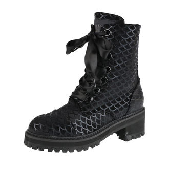 wedge boots women's - Atlantis Combat - KILLSTAR, KILLSTAR
