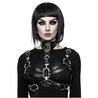 Harness KILLSTAR - Amani - BLACK, KILLSTAR