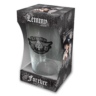 Glass Motörhead - Lemmy - Forever - RAZAMATAZ, RAZAMATAZ, Motörhead