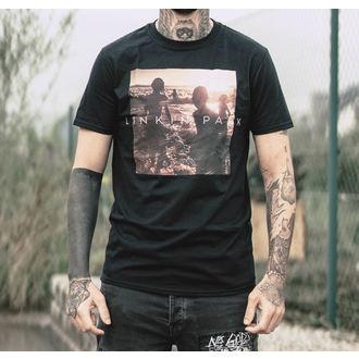t-shirt metal men's Linkin Park - ONE MORE LIGHT - PLASTIC HEAD, PLASTIC HEAD, Linkin Park