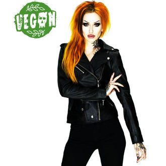 leather jacket women's - Augusta - DOCTOR FAUST, DOCTOR FAUST