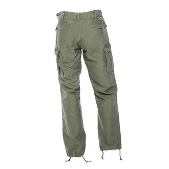 Men's trousers WEST COAST CHOPPERS - M-65 CARGO - Army green, West Coast Choppers