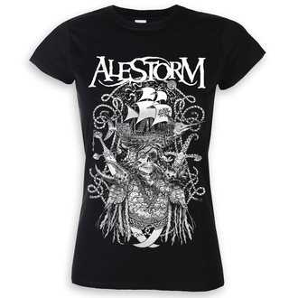 t-shirt metal women's Alestorm - Plunder with Thunder - ART WORX - 710794-001