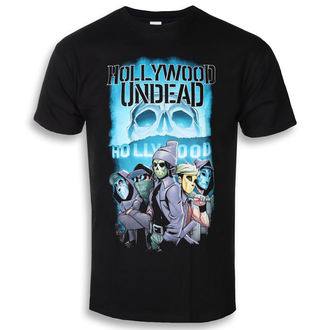 t-shirt metal men's Hollywood Undead - CREW - PLASTIC HEAD, PLASTIC HEAD, Hollywood Undead