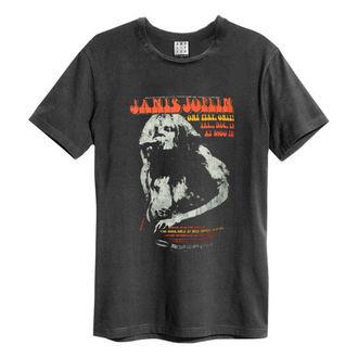 t-shirt metal men's Janis Joplin - MADISON SQUARE GARDENS - AMPLIFIED, AMPLIFIED, Janis Joplin