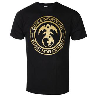 t-shirt metal men's Queensryche - - ART WORX - 184144