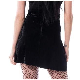 Women's skirt CHEMICAL BLACK - HEINI - BLACK, CHEMICAL BLACK