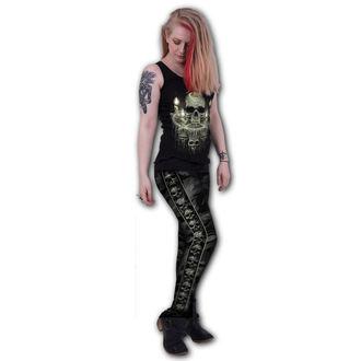 Women's pants (leggings) SPIRAL - CAMO-SKULL, SPIRAL