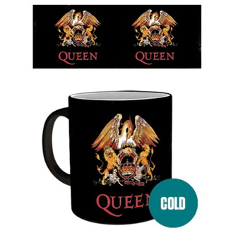 Mug with THERMOFOIL Queen - GB posters, GB posters, Queen
