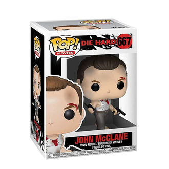 Figure Deadly trap (Die Hard) - POP! - John McClane, NNM