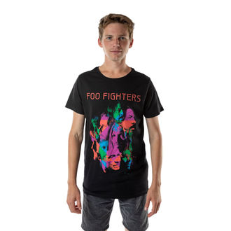 t-shirt metal men's women's Foo Fighters - FOO FIGTHERS - AMPLIFIED, AMPLIFIED, Foo Fighters