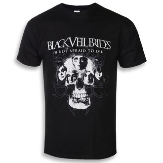 t-shirt metal men's Black Veil Brides - I'm Not Afraid To Die - ROCK OFF, ROCK OFF, Black Veil Brides