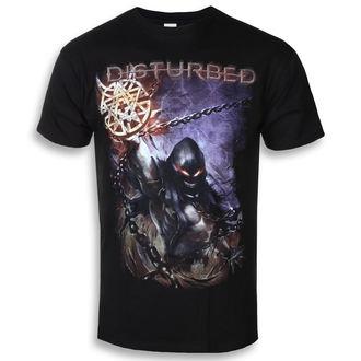 t-shirt metal men's Disturbed - Vortex - ROCK OFF