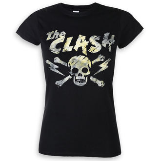 t-shirt metal women's Clash - GRUNGE SKULL - PLASTIC HEAD, PLASTIC HEAD, Clash