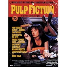 image 3D Pulp Fiction (One-sheet) - PPL70031, PYRAMID POSTERS