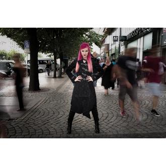 coat women's Devil Fashion - Gothic Shadow, DEVIL FASHION