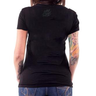 t-shirt hardcore women's - ANGEL HAND OF DOOM - LETHAL THREAT - LA20552