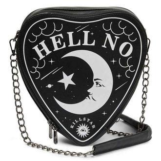 Purse (handbag) KILLSTAR - Leah - Black, KILLSTAR