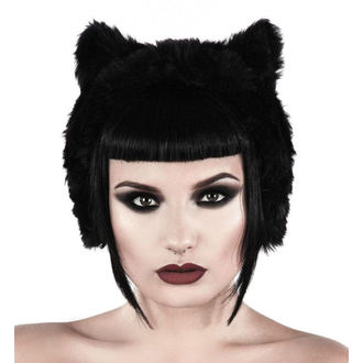 Earmuffs KILLSTAR - Le Chat Noir Ear Muffs - Black, KILLSTAR