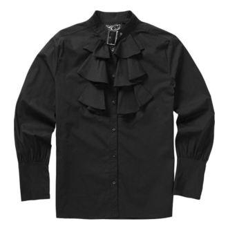 Men's shirt KILLSTAR - Lestat Ruffle
