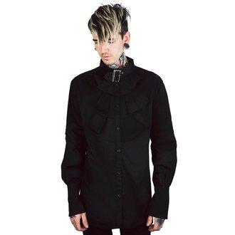 Men's shirt KILLSTAR - Lestat Ruffle, KILLSTAR