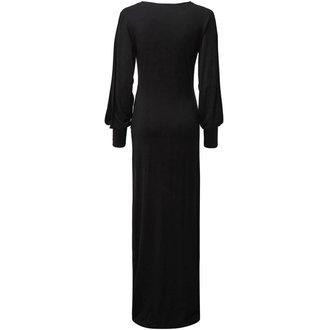 Women's Dress KILLSTAR - LIBRA RISING - BLACK, KILLSTAR