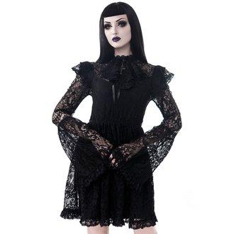 Women's set (dress + tank top)  KILLSTAR - Liliana - BLACK, KILLSTAR