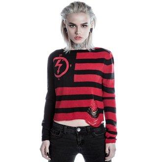 sweater women's KILLSTAR - MARILYN MANSON - Little Horn - Black, KILLSTAR, Marilyn Manson