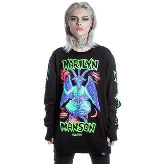 sweatshirt (no hood) unisex Marilyn Manson - MARILYN MANSON - KILLSTAR