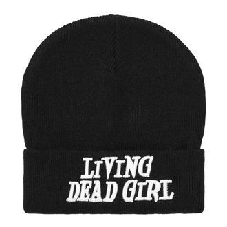 Beanie KILLSTAR - ROB ZOMBIE - Living Dead Girl - BLACK, KILLSTAR, Rob Zombie