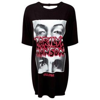 t-shirt women's Marilyn Manson - MARILYN MANSON - KILLSTAR - K-DRS-F-2509
