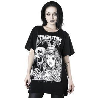 Women's t-shirt KILLSTAR - Love Never Dies Relaxed, KILLSTAR