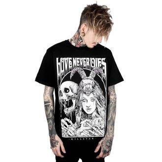 t-shirt men's - Love Never Dies - KILLSTAR - KSRA000805