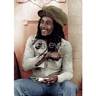 poster - BOB MARLEY rolling 2 - LP0800, GB posters, Bob Marley