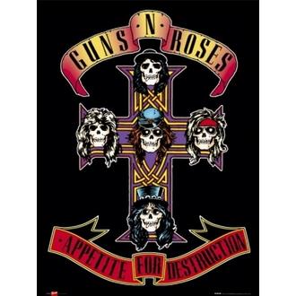 poster - Guns N' Roses