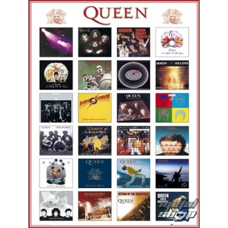 poster - Queen - LP1158 - GB posters